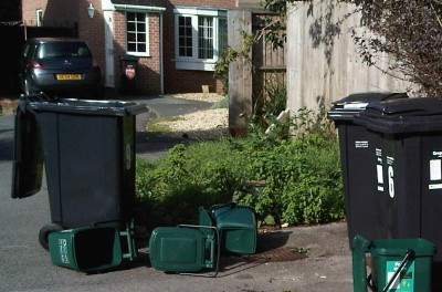 New Rubbish Collection