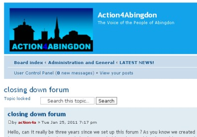 Action 4 Abingdon