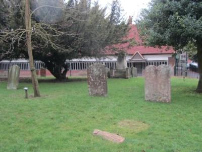 Gravestone Graveyard