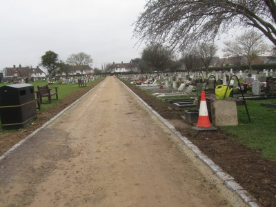 Back to the Cemetery