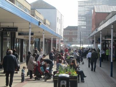 Abbey Shopping Centre