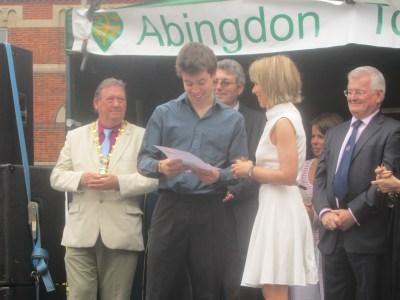 Abingdon's Got Talent