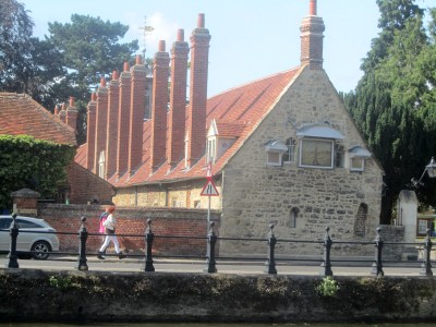 Oldest House in Abingdon