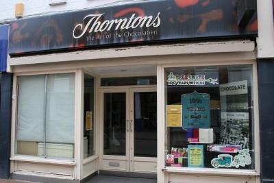 Thorntons Abingdon