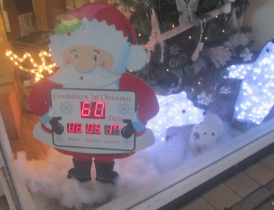 60 days to Christmas