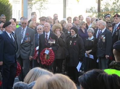 Abingdon Remembers 2011