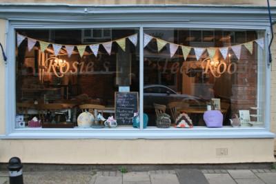 Rosie S Tea Room Abingdon
