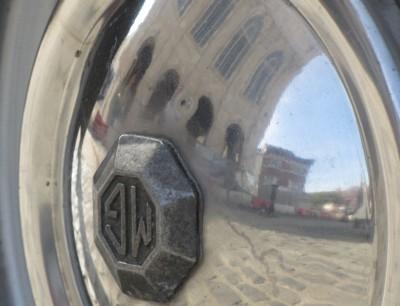 MG Car Rallys