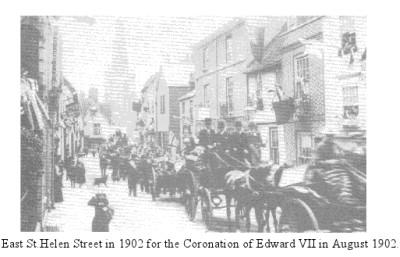 East St Helen Street