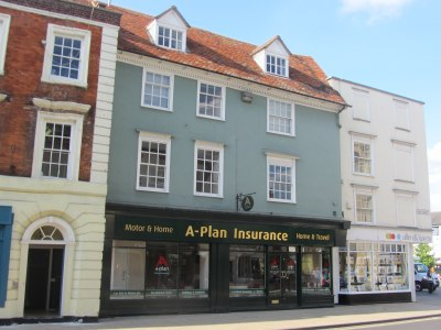 Abingdon Shop Changes
