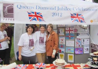 Jubilee Fun in The Park