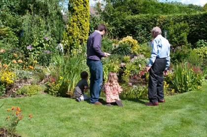 Friends of Radley Lakes Open Gardens
