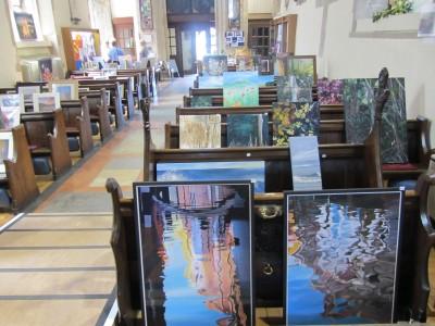 St Nicolas Church Art Exhibition
