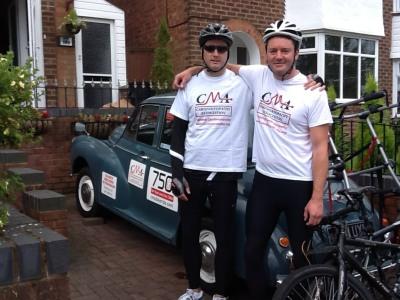 CMA Bike Ride