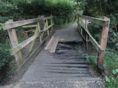 Two Bridges Out