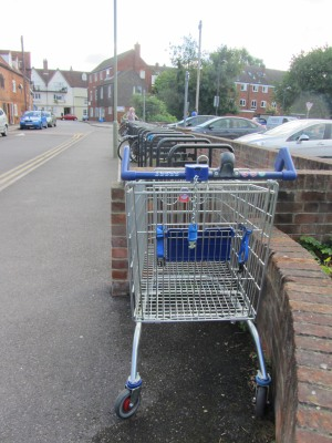 Trolley Scheme not 100% effective