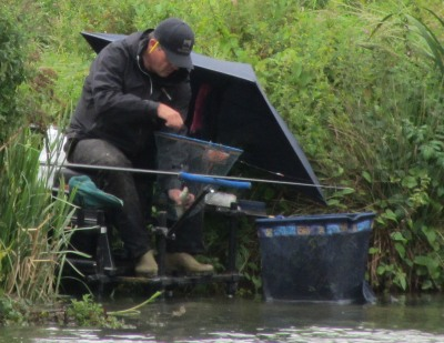 Bank Holiday Fishing Competition
