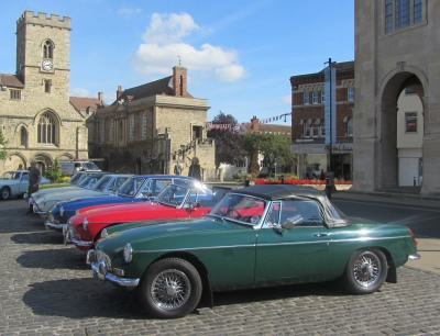 Eve of MGB 50