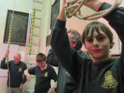 St Helen's Bell Ringing