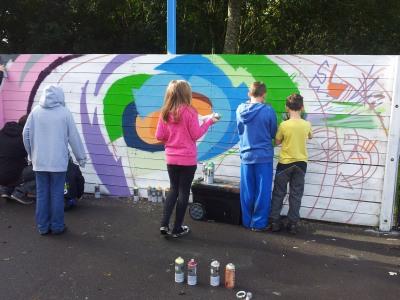 Community Graffiti
