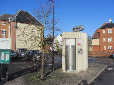 Abingdon Public Conveniences
