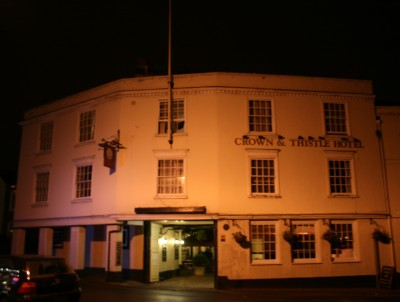 A Third Historic pubs