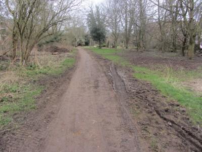 Ock Valley Path