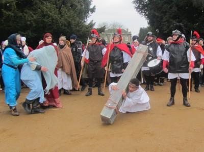 Abingdon Passion Play 2013