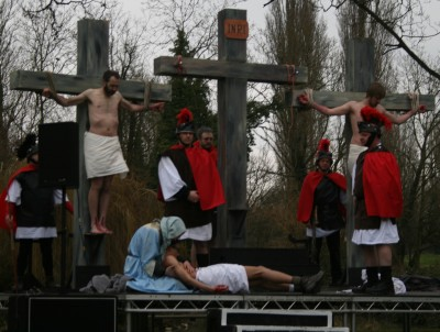 Abingdon Passion Play 2013