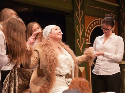 Unicorn Theatre Sixty Years Old
