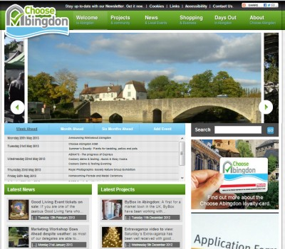 What's On in Abingdon