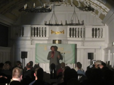 Comedy at the Guildhall