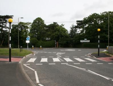A new Zebra Crossing