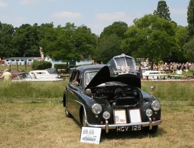 Abingdon Works Car Show