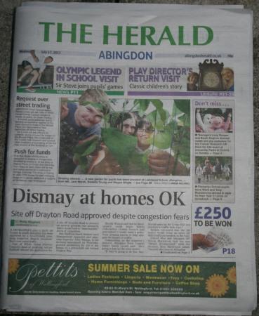 Herald Revamp