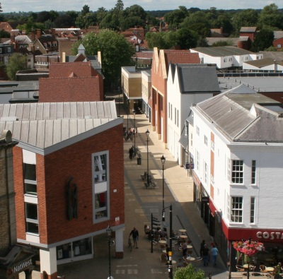 News from the Abbey Shopping Centre