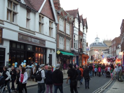 Abingdon Michaelmas Fair