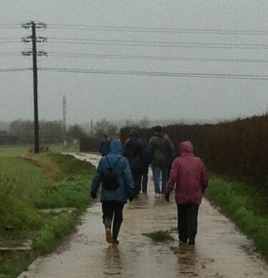 Christian Aid Walk