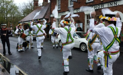 Abingdon Traditional Morris Dancers