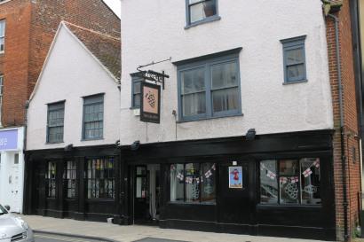 Pub Changes in Abingdon