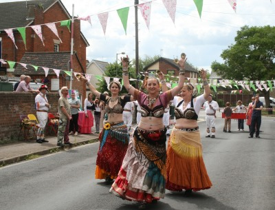 Exbourne Road Street Party
