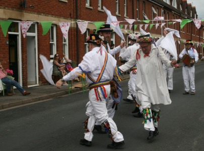 Exbourne Road Street Party