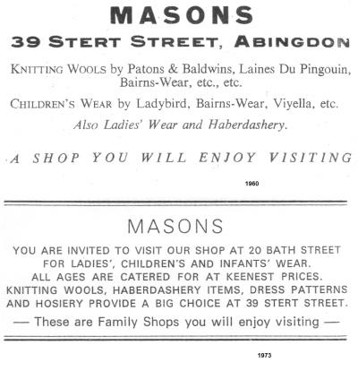 Masons at 75
