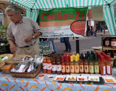 Oxfordshire Chilli Festival
