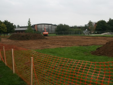 Changes at the Leisure Centre