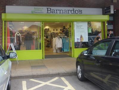 From Blockbuster to Barnado's