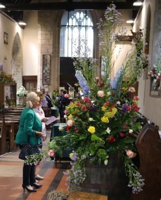 Abingdon Flower Festival