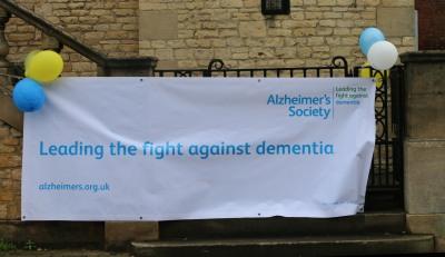 Alzheimers Society Xmas Sale
