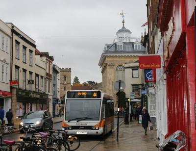 Abingdon Bus Routes Consultation