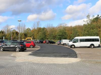Leisure Centre Carpark